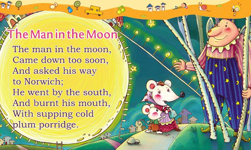 快乐儿歌英文版下 - 绘本阅读 - 图书下载- 童年app